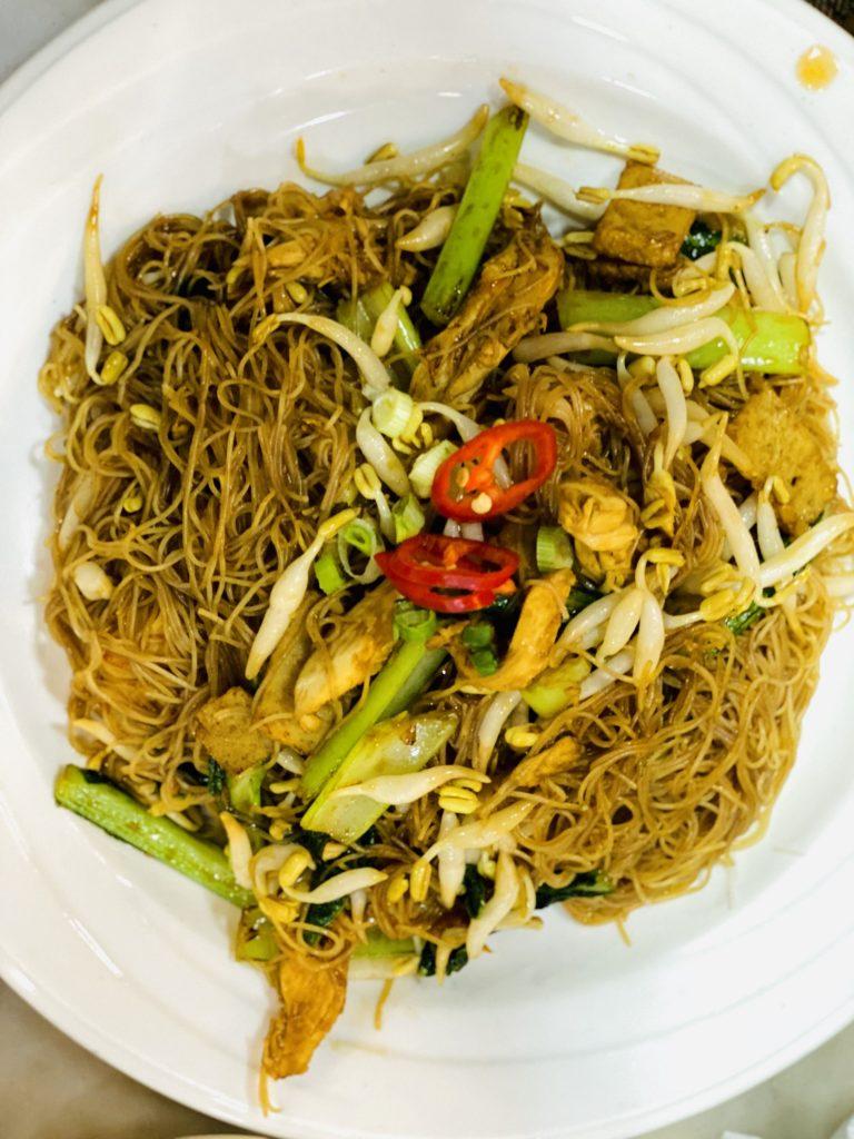 Ipoh Hainan's Chinese Style Fried Beehoon