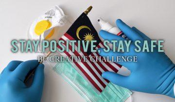 BE CREATIVE CHALLENGE